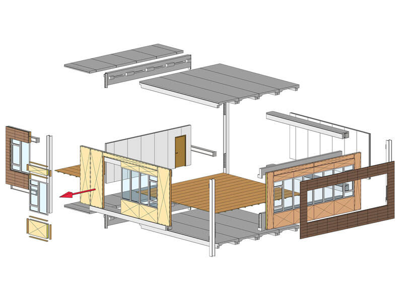 What Is Modular Construction modular building methods for economic and efficient build