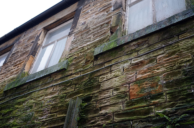 Old mill structural survey