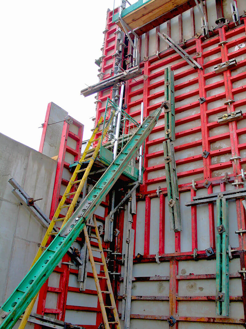 Temporary works by trained structural engineers for for Structural engineer for houses