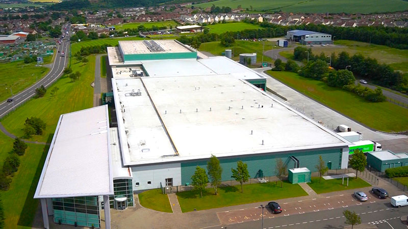 new production facilities in food industry process engineering
