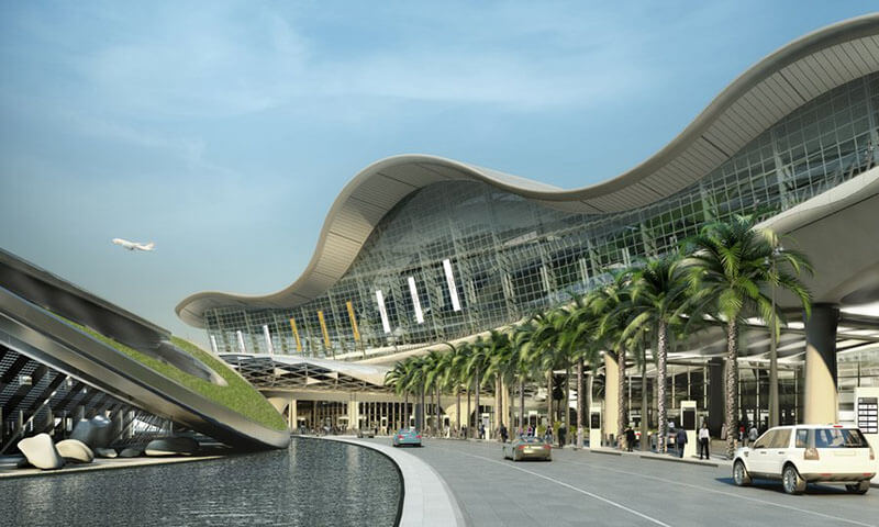 Abu Dhabi International Airport, UAE