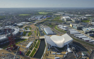 Aquatics Centre – London