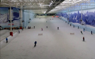 Chill Factore – Manchester:
