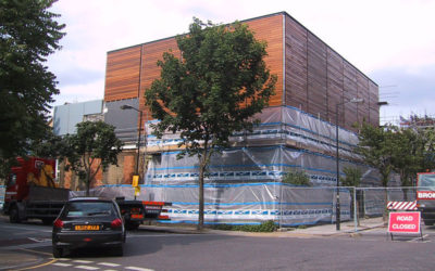 Winton Primary School Sports Hall- London